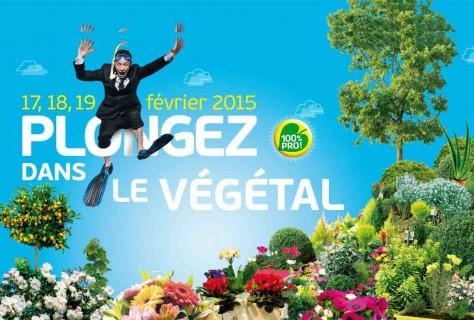 Salon du Végétal au Parc des Expositions