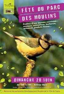 Fête du Parc des Moulins