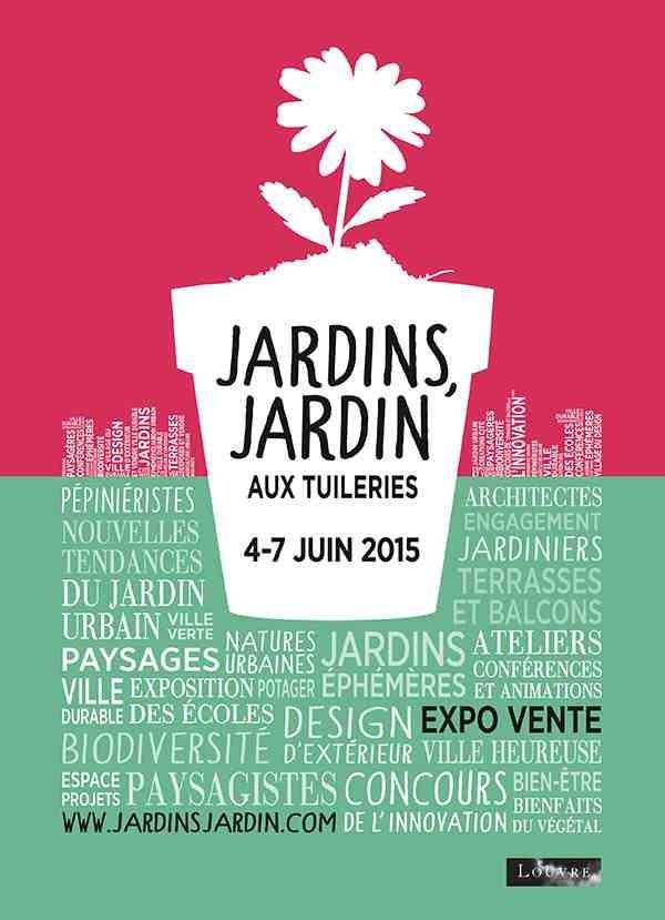 JARDINS, JARDIN AUX TUILERIES 12è ÉDITION