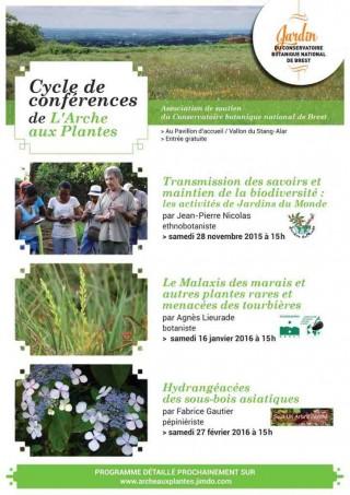 Jean Pierre Nicolas Ethnobotaniste au Conservatoire botanique national de Brest