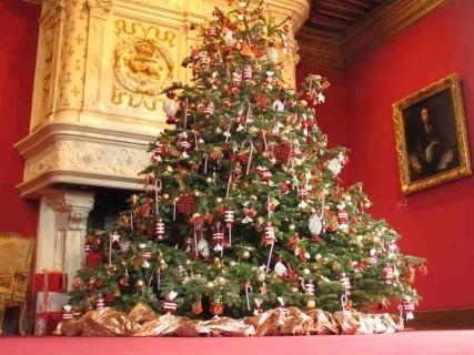 Noël au Château de chenonceau