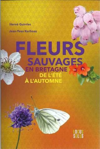Fleurs sauvages de Bretagne en dédicace chez Magasin Vert