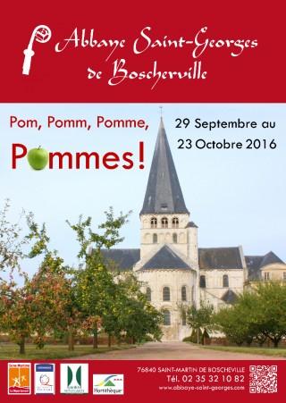 Exposition - Pom, Pomm, Pomme, Pommes !