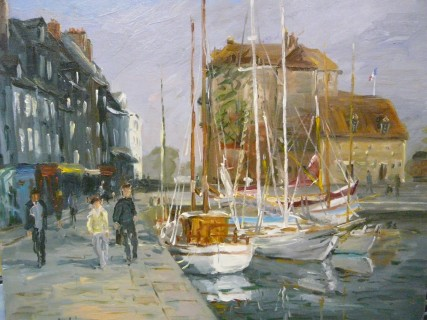 Jean QUEMERE - Exposition