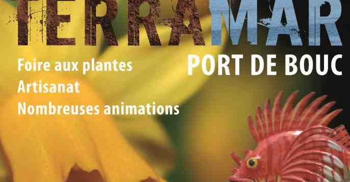 «Terramar», la foire aux plantes et foire artisanale entre terre et mer