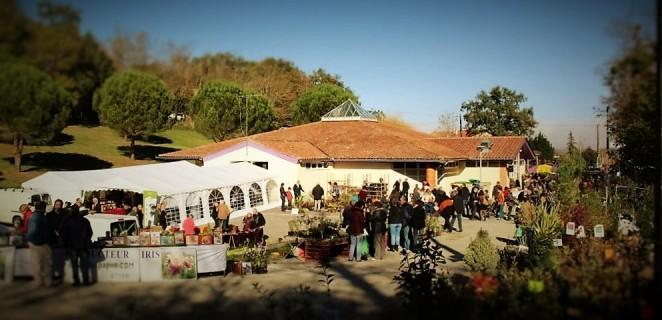 Foire aux plantes, arbres, fruitiers anciens, produits régionaux et artisanat