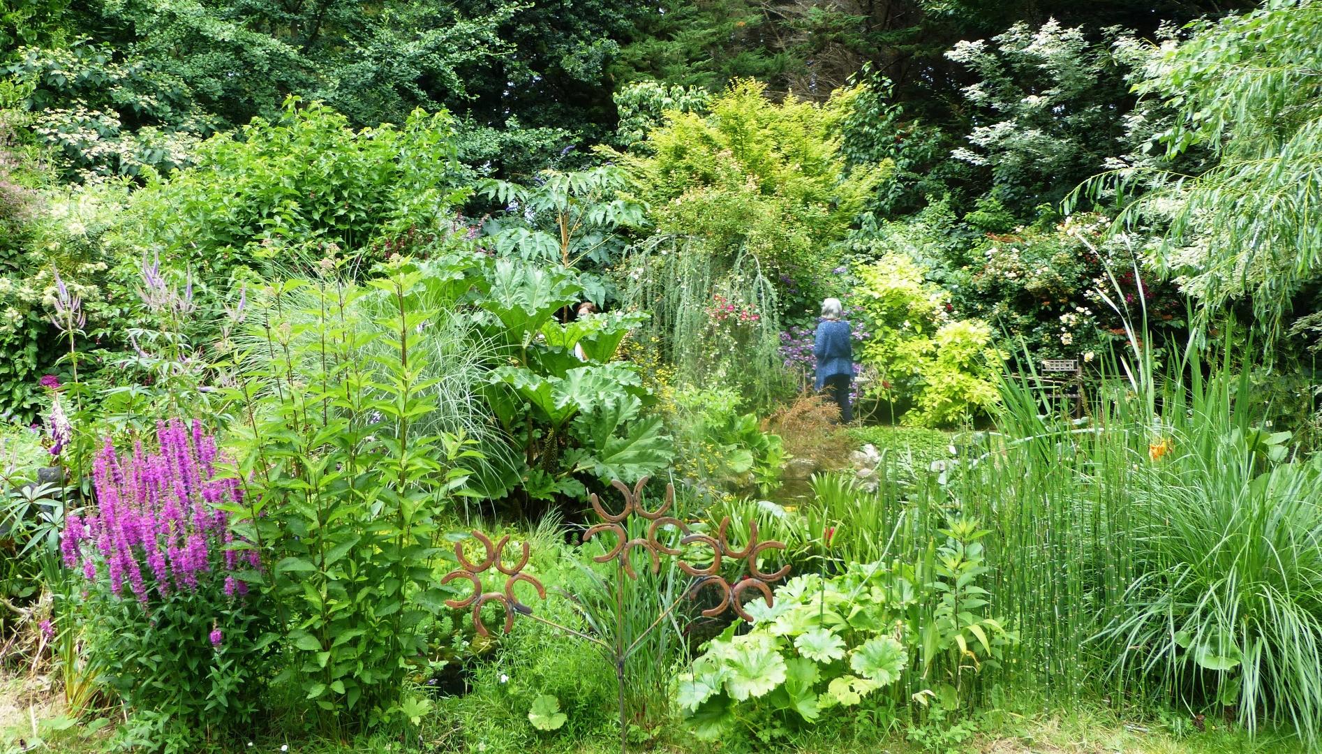 Portes Ouvertes au bénéfice de la création d un jardin sensoriel