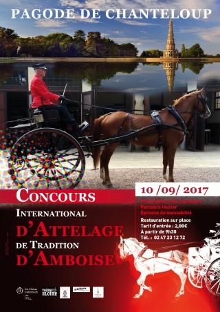Concours International d'Attelage de Tradition d'Amboise