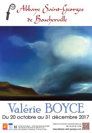 Valérie BOYCE - Exposition de peinture