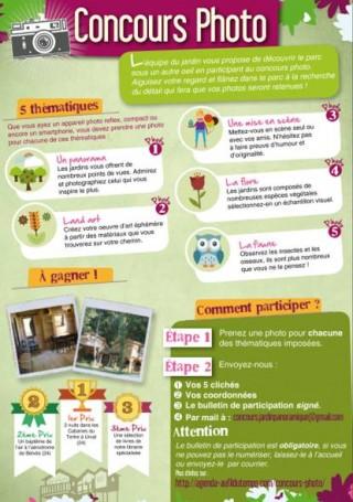 Concours Photo des Jardins Panoramiques de Limeuil