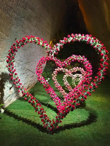Les Journées de la Rose à Doué La Fontaine