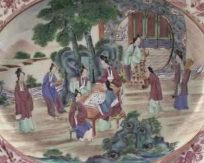 Exposition de porcelaines de Chine d'exception