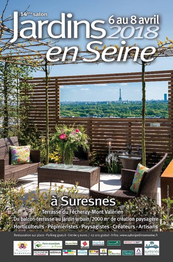 Jardins en Seine 2018