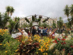 15ème Jardin éphémère place Stanislas à Nancy, les Jardins japonais à l'honneur