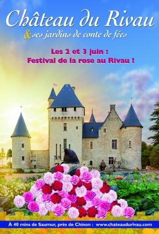 Fête de la Rose parfumée, Fête des Jardins